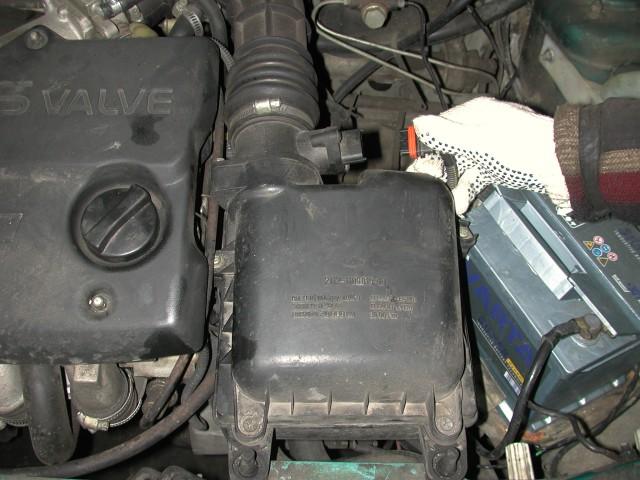 Фото №15 - воздушный фильтр ВАЗ 2110 инжектор